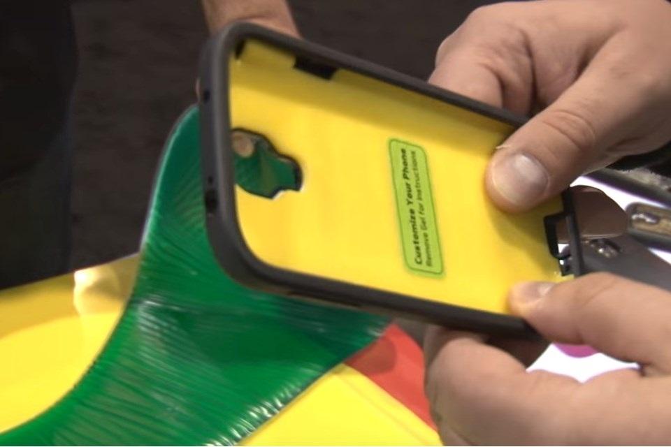 Imagem de Impact Gel: o case que protege seu celular de fortes impactos [vídeo] no tecmundo