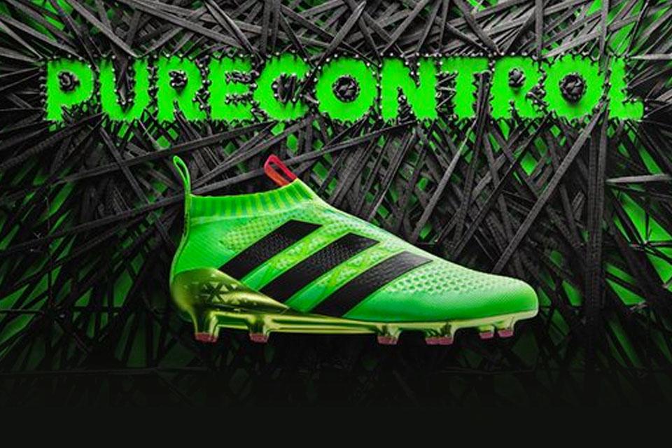 3a538cb955 Mercado · Adidas lança chuteira ...