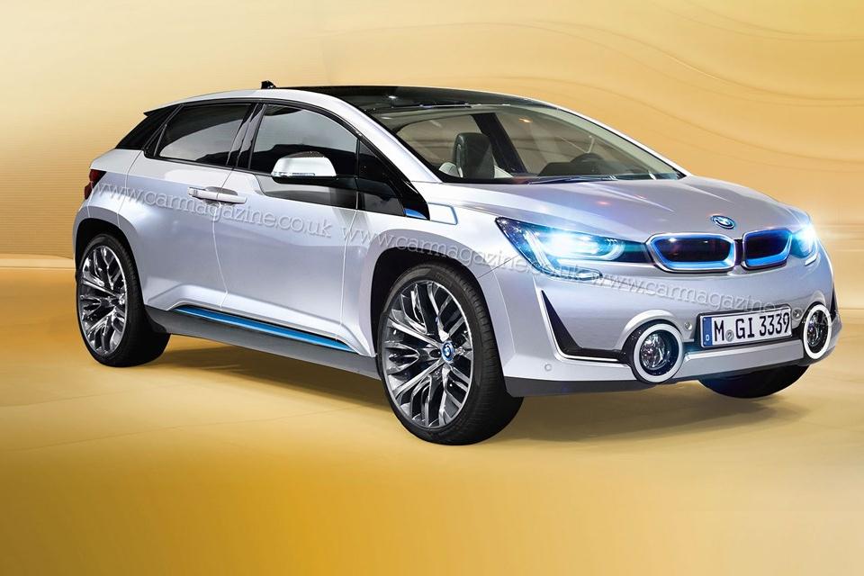 Imagem de Novo modelo de carro elétrico da BMW, o i6, deve ficar pronto em 2020 no tecmundo