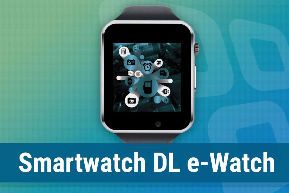 Imagem de Análise: smartwatch DL e-Watch no tecmundo