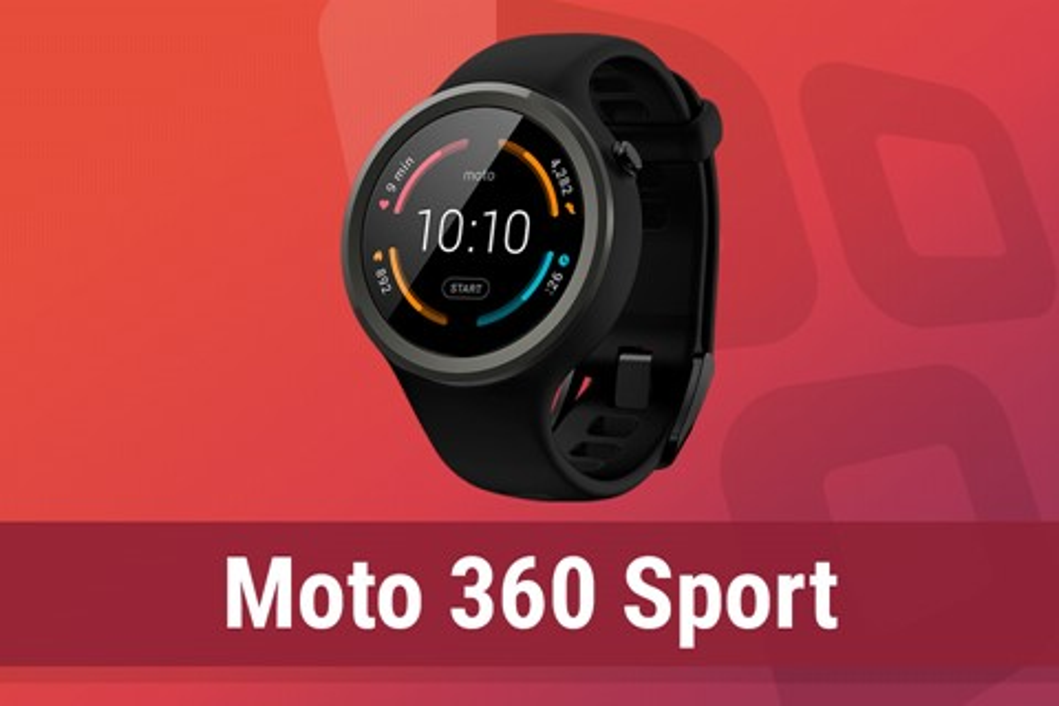 Imagem de Análise: smartwatch Motorola Moto 360 Sport no tecmundo