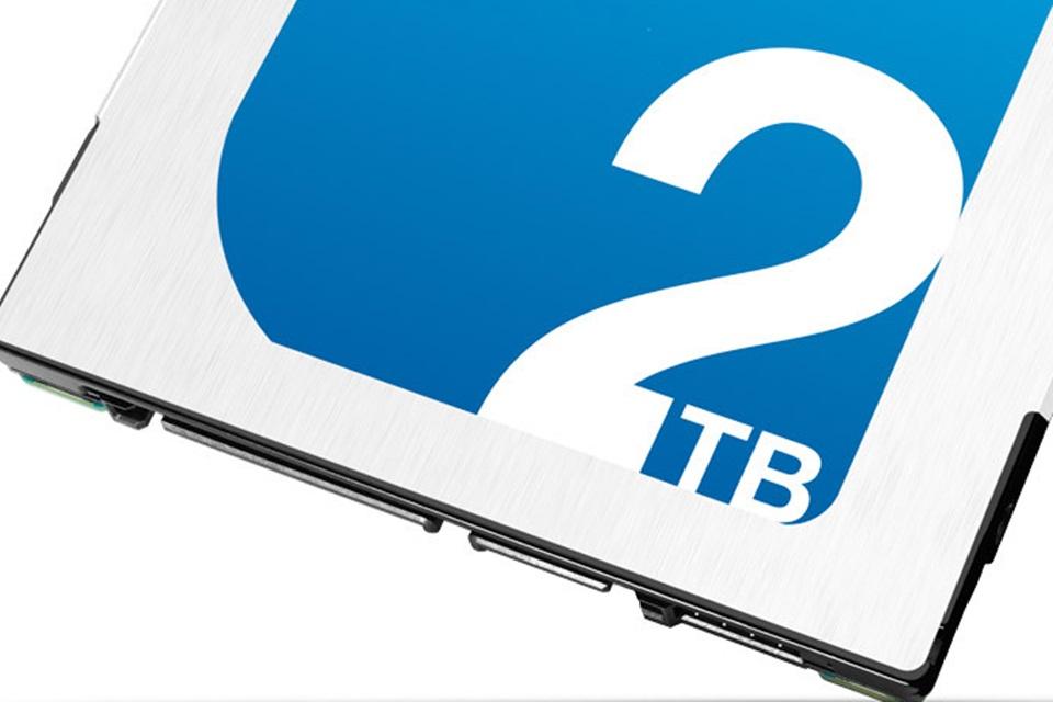 Imagem de Seagate anuncia HD superfino de 2TB para notebooks no tecmundo