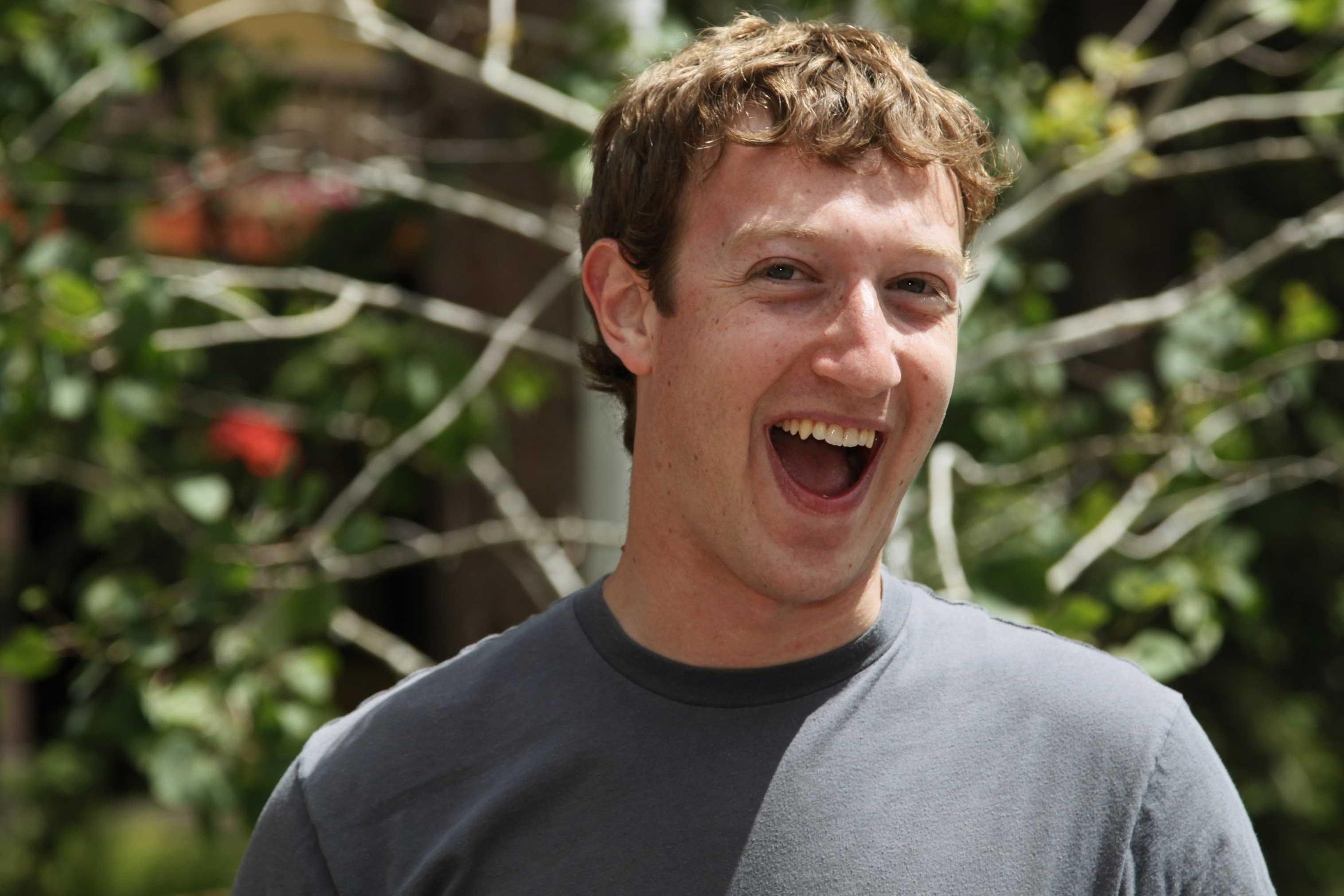 Imagem de Mark Zuckerberg é o CEO mais popular dos EUA no ramo da tecnologia no tecmundo