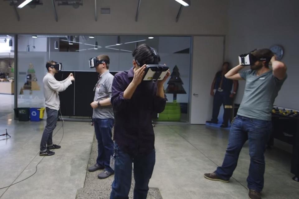 Imagem de Fique por dentro do grande projeto secreto de realidade virtual da Google no tecmundo