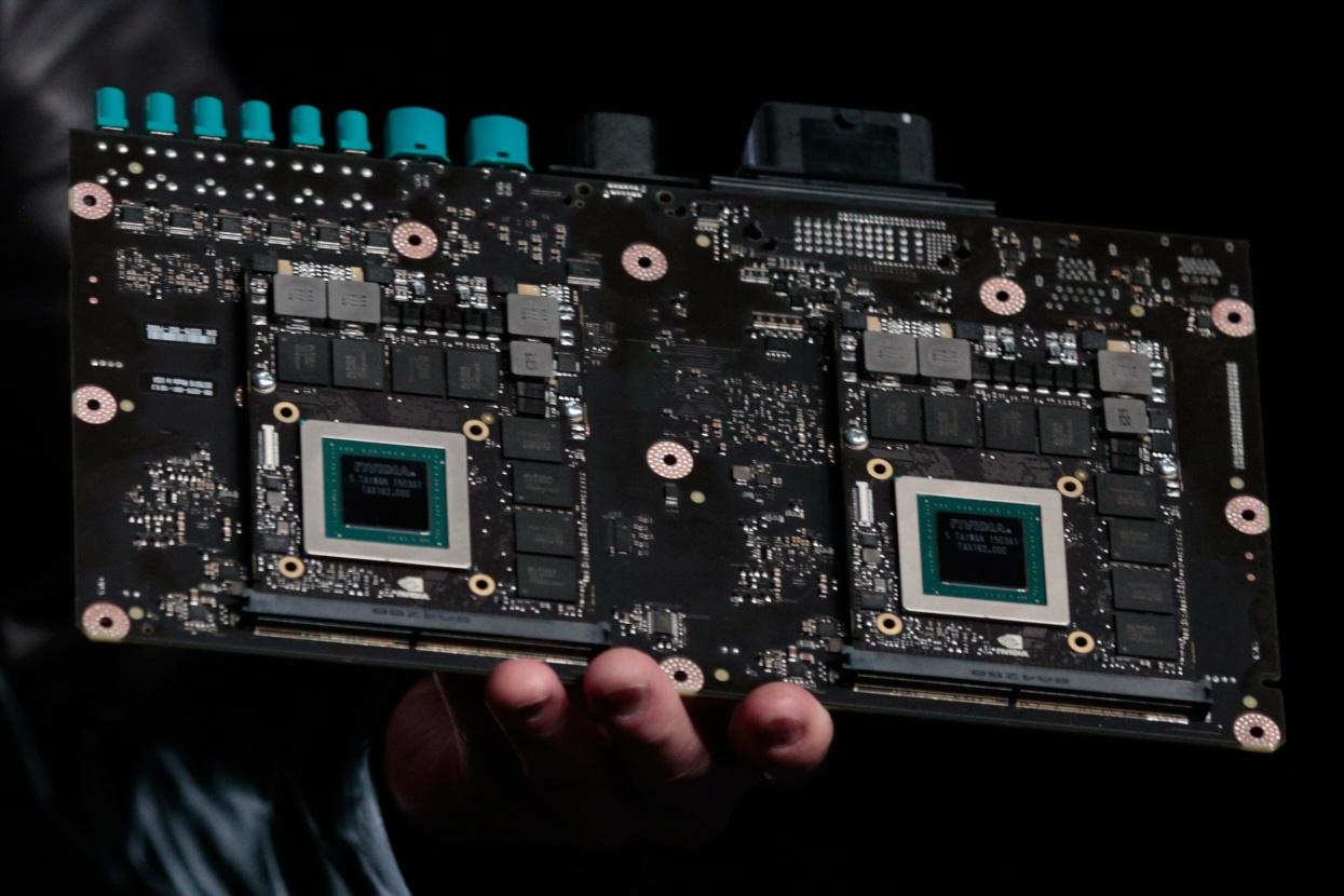 Imagem de NVIDIA pode se tornar a maior fornecedora de GPUs para carros autônomos no tecmundo