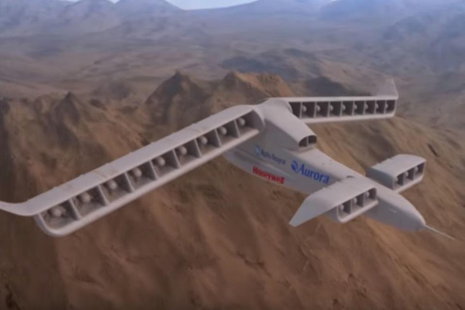 Imagem de Novo conceito de híbrido de avião e helicóptero da DARPA é incrível [vídeo] no tecmundo