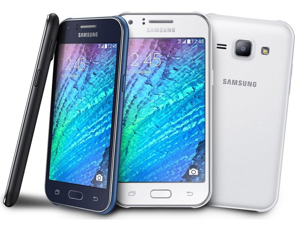 Samsung lança as versões 2016 dos Galaxy J3, J1 e J1 Mini no Brasil