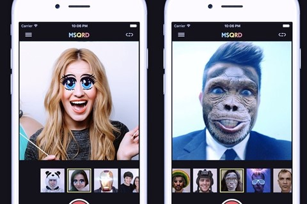 """Imagem de Facebook compra MSQRD, app que """"troca o rosto das pessoas"""" no tecmundo"""