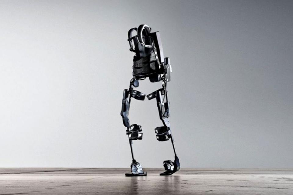 Imagem de Órgão dos EUA permite compra de exoesqueletos para uso clínico e pessoal no tecmundo