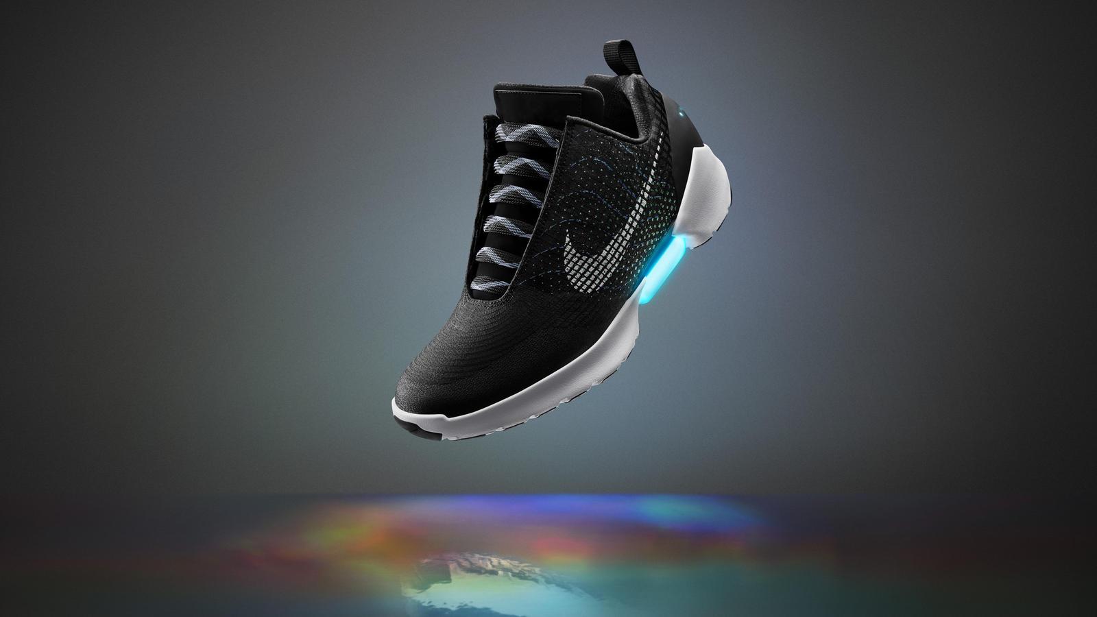 Imagem de De volta para o futuro: Nike lança tênis com cadarço automático no tecmundo