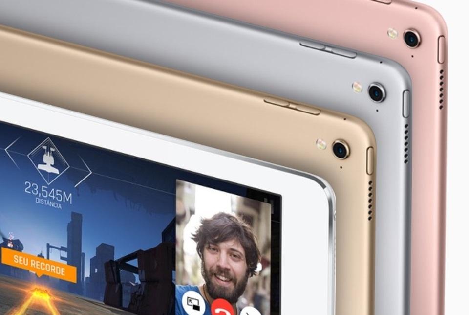 """Imagem de Benchmark revela que iPad Pro de 9,7"""" tem 2 GB de memória RAM no tecmundo"""