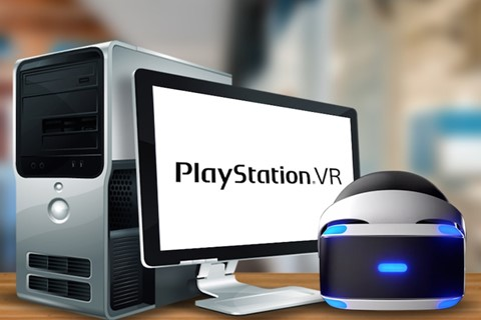 Imagem de PlayStation VR poderá ter suporte para o PC, revela executivo da Sony no tecmundo