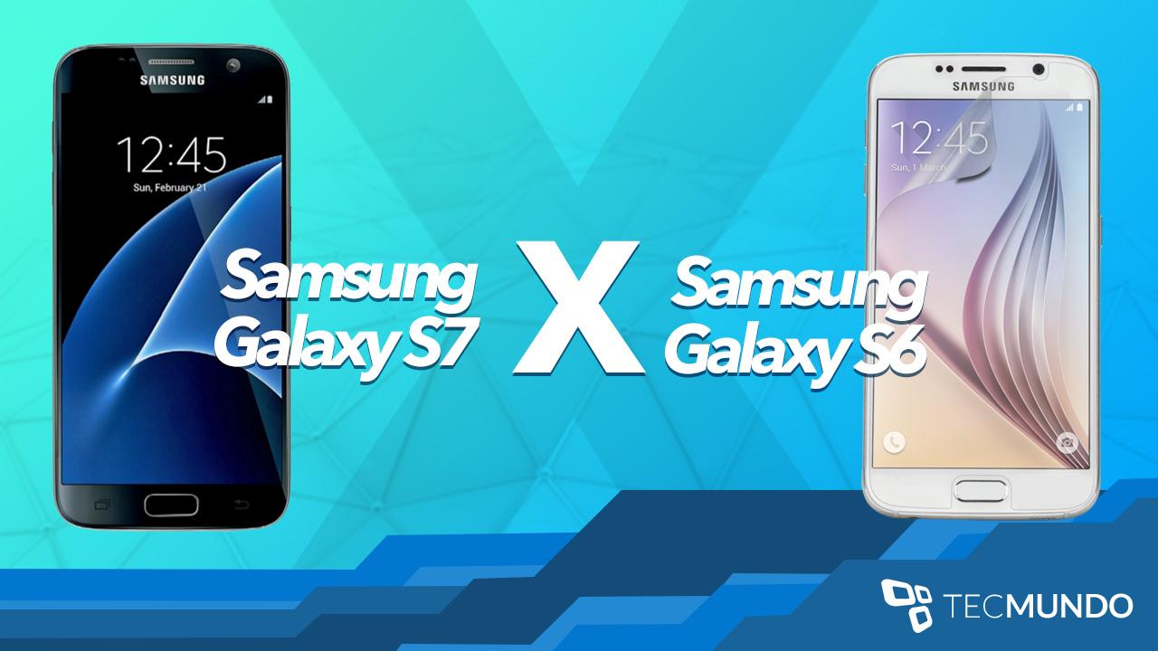 Imagem de Comparativo Galaxy S7 x Galaxy S6: qual é o melhor smartphone? no tecmundo