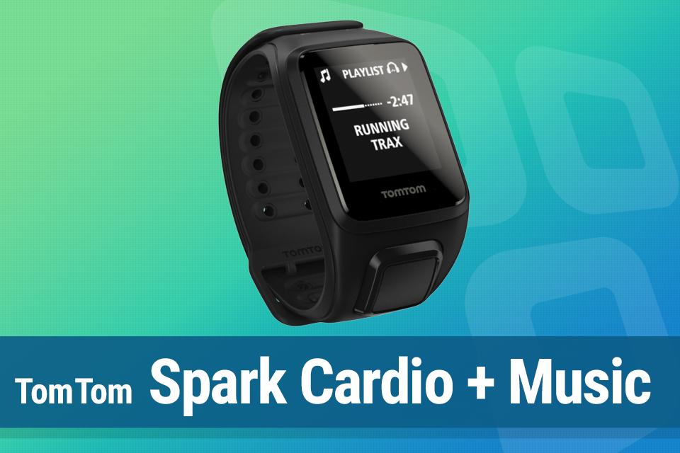 Imagem de Review: relógio fitness TomTom Spark Cardio + Music no tecmundo