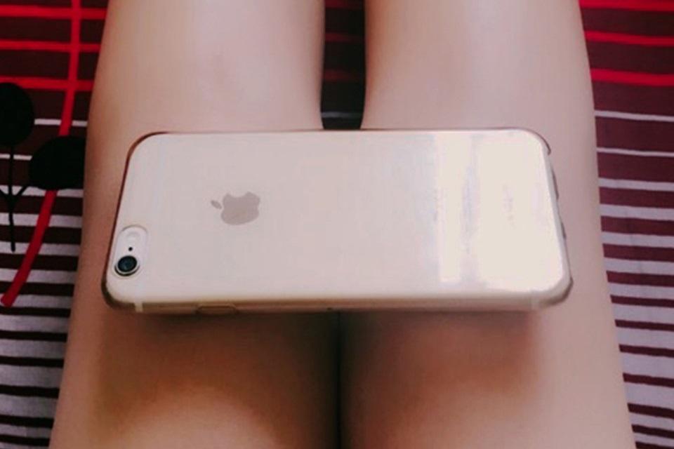 """Imagem de Depois da """"cintura A4"""", o novo desafio de magreza é ter joelho de iPhone 6 no tecmundo"""