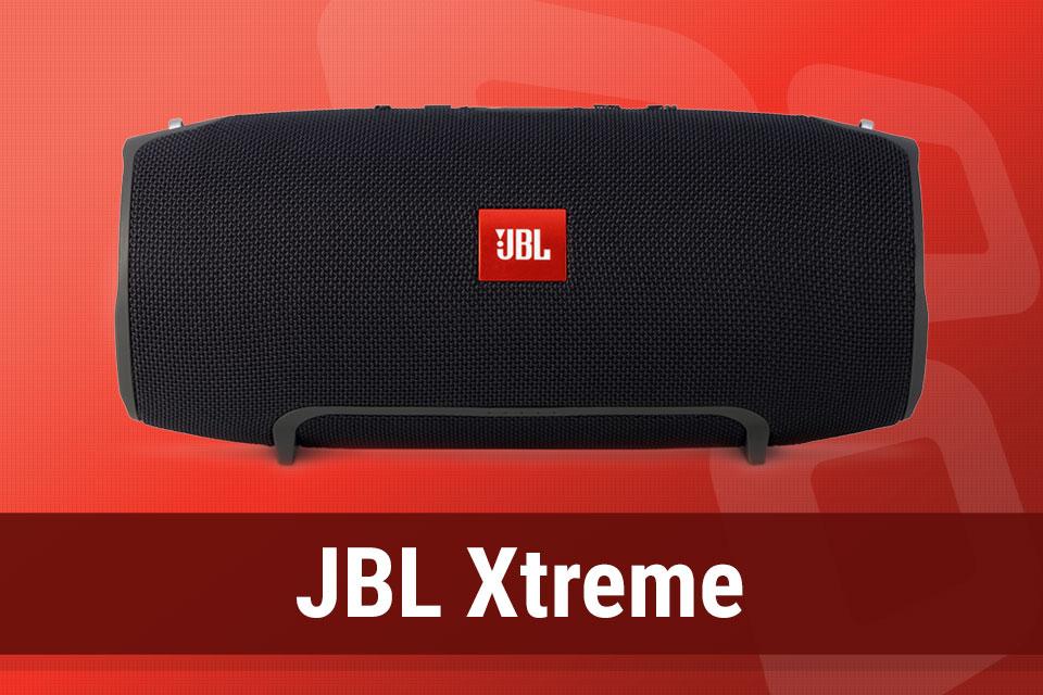 Imagem de Review: caixa de som Bluetooth JBL Xtreme no tecmundo