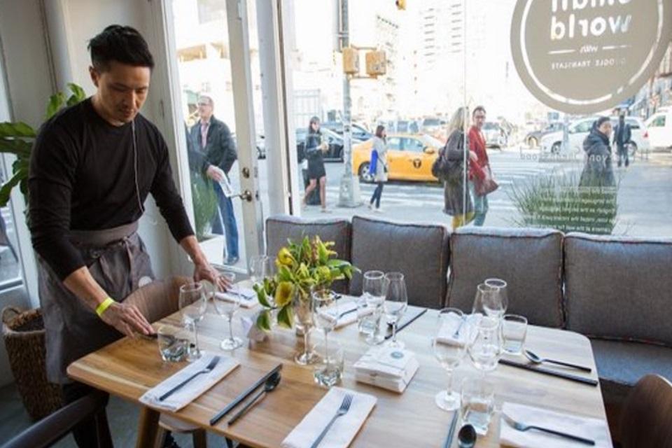 """Imagem de Google abre """"restaurante relâmpago"""" por só quatro dias em Nova York no tecmundo"""