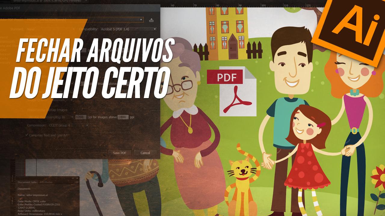 Imagem de Videoaula: como fechar arquivos do Adobe CC do jeito certo? [vídeo] no tecmundo