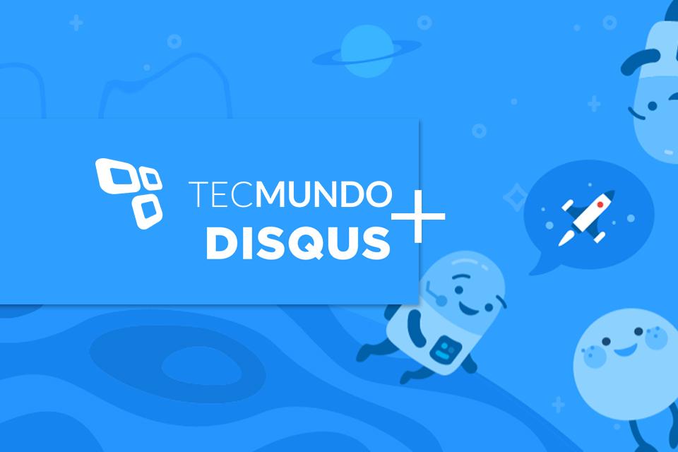 Imagem de Novidade nos comentários: o TecMundo está testando o Disqus no tecmundo
