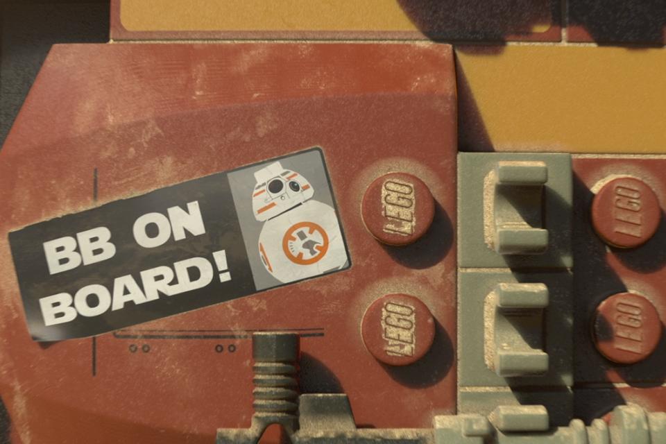 Imagem de Jogamos LEGO Star Wars: O Despertar da Força; confira nossas impressões no tecmundo