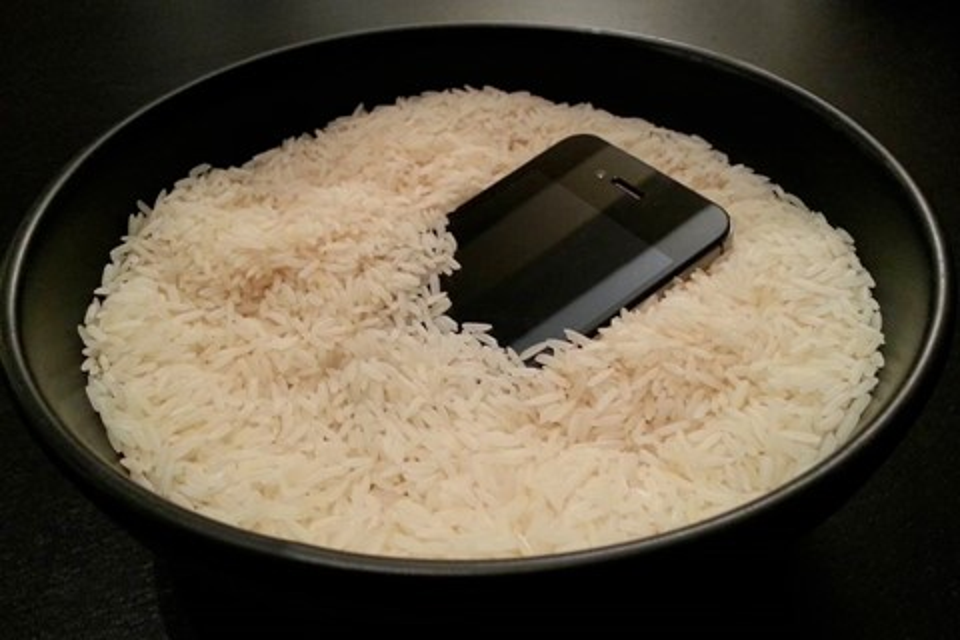 Imagem de Mito ou verdade: o arroz pode realmente salvar o seu smartphone? no tecmundo