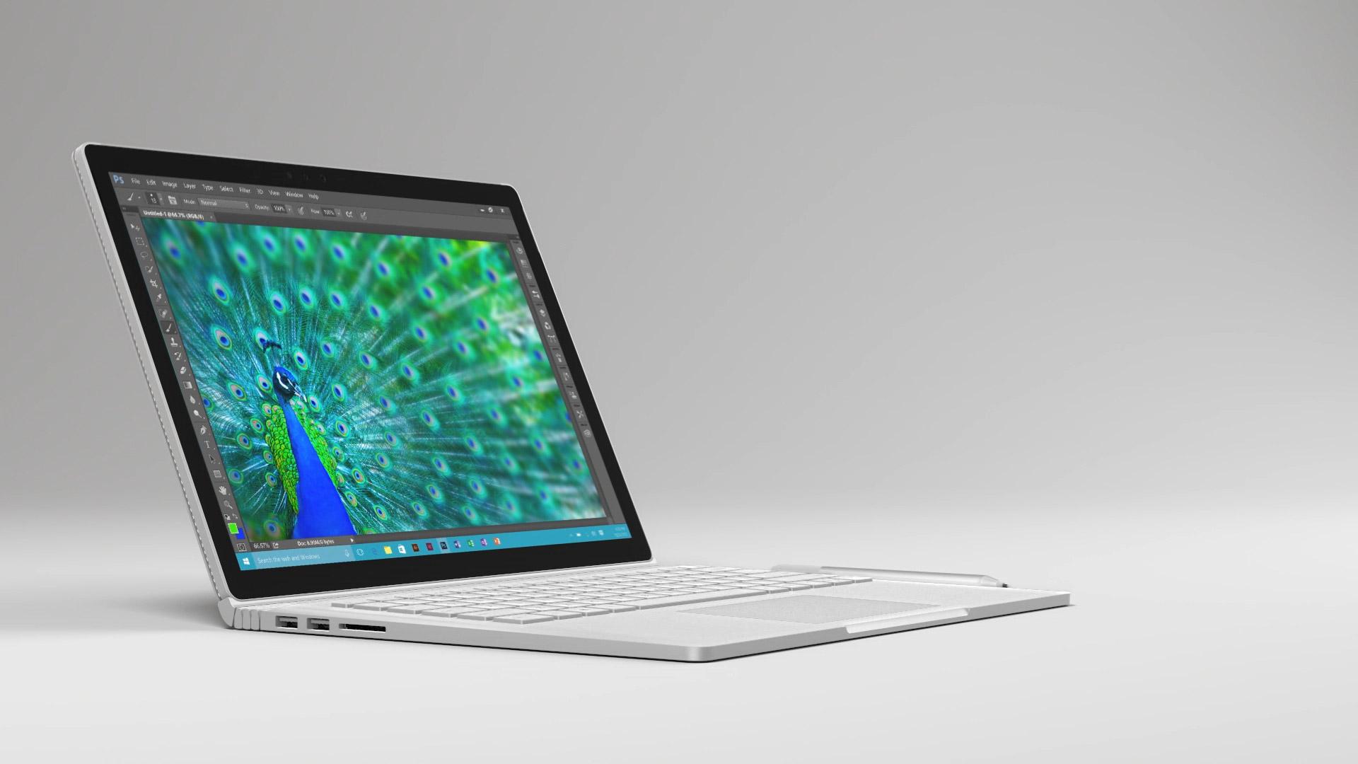 Imagem de Mais detalhes sobre o Microsoft Surface Book 2 foram revelados no tecmundo