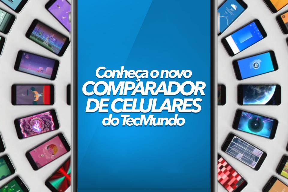 Imagem de Conheça o novo comparador de celulares do TecMundo no tecmundo