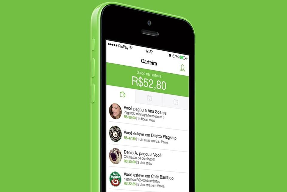 Imagem de App que transfere dinheiro de graça pelo celular vai aposentar as carteiras no tecmundo