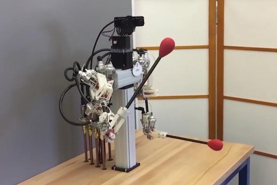 Imagem de Disney demonstra robô capaz de imitar nossos movimentos [vídeo] no tecmundo
