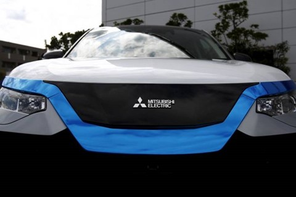 Imagem de Carro autônomo da Mitsubishi estará pronto para os consumidores em 2020 no tecmundo