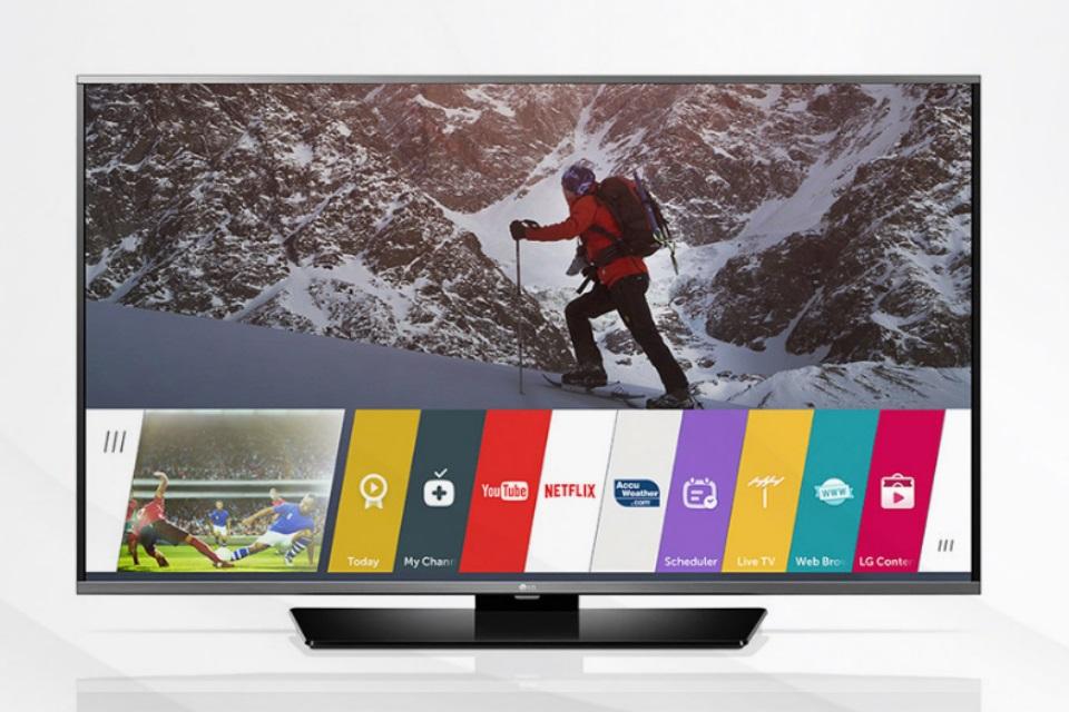 Imagem de TVs da LG já começam a contar com nova versão da plataforma webOS no tecmundo