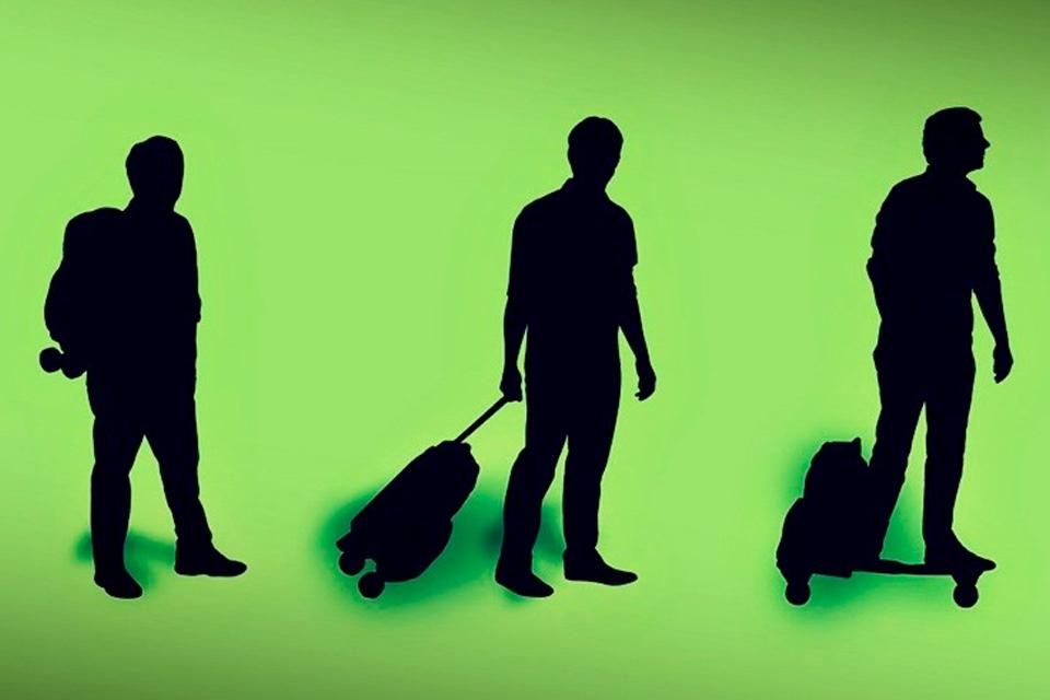Imagem de Grupo brasileiro desenvolve projeto de skate elétrico com mochila [vídeo] no site TecMundo