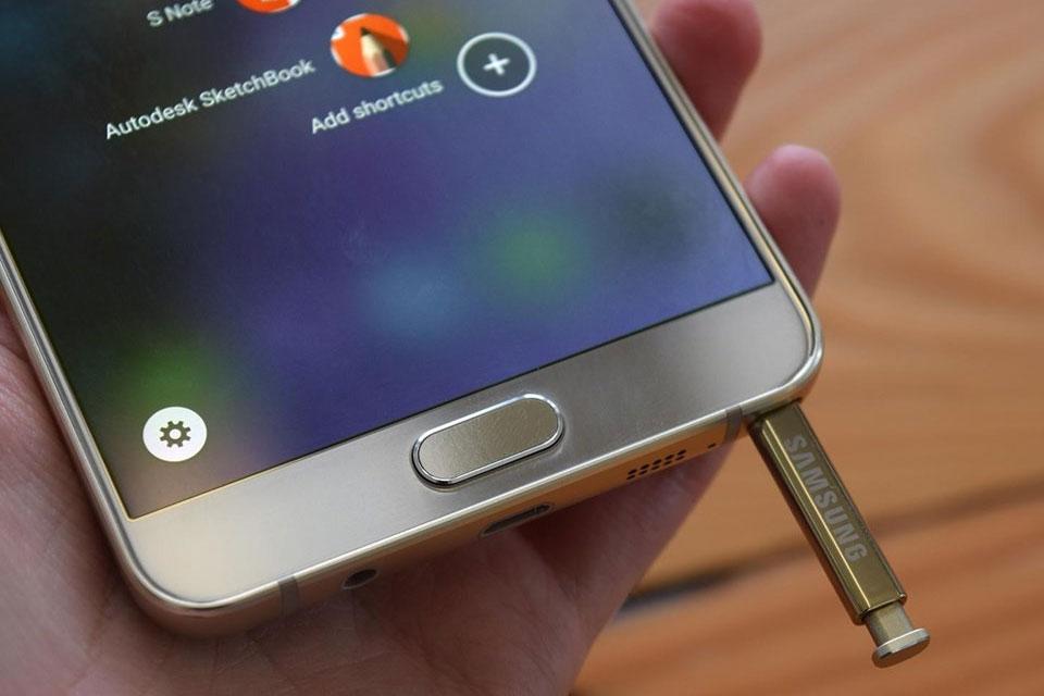 Imagem de Samsung deve pular o Galaxy Note 6 e lançar o Note 7 no tecmundo