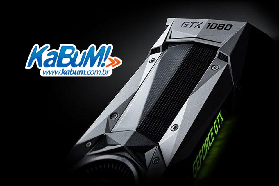 Imagem de NVIDIA GTX 1080 já pode ser encomendada na KaBum!  no tecmundo