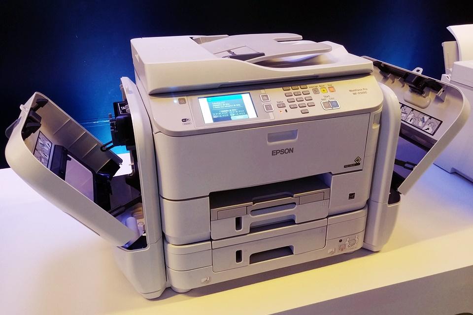 Imagem de Impressora da Epson adota bolsa de tinta e pode produzir até 75 mil páginas no tecmundo