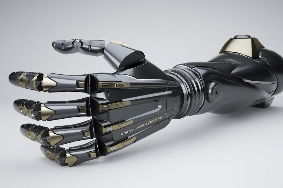 Imagem de Braços biônicos de Deus Ex vão ser lançados em 2017 no tecmundo