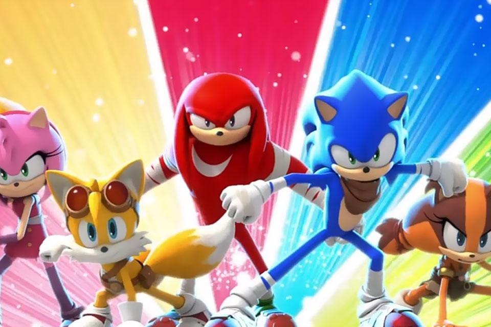 Imagem de Sonic Boom: Fire & Ice ganha novo trailer com detalhes do gameplay no tecmundo