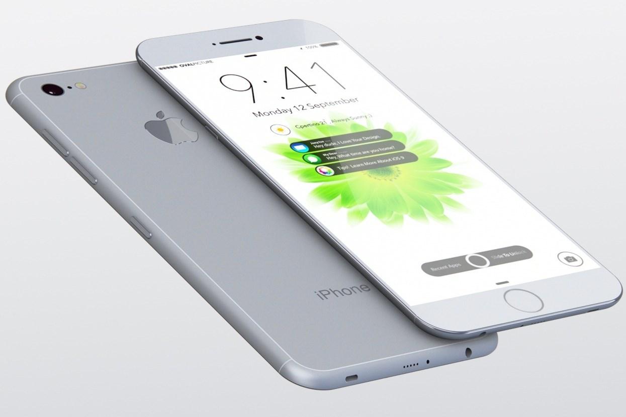 """Imagem de iPhone 7 pode ter nova opção de cor """"Deep Blue"""" no tecmundo"""