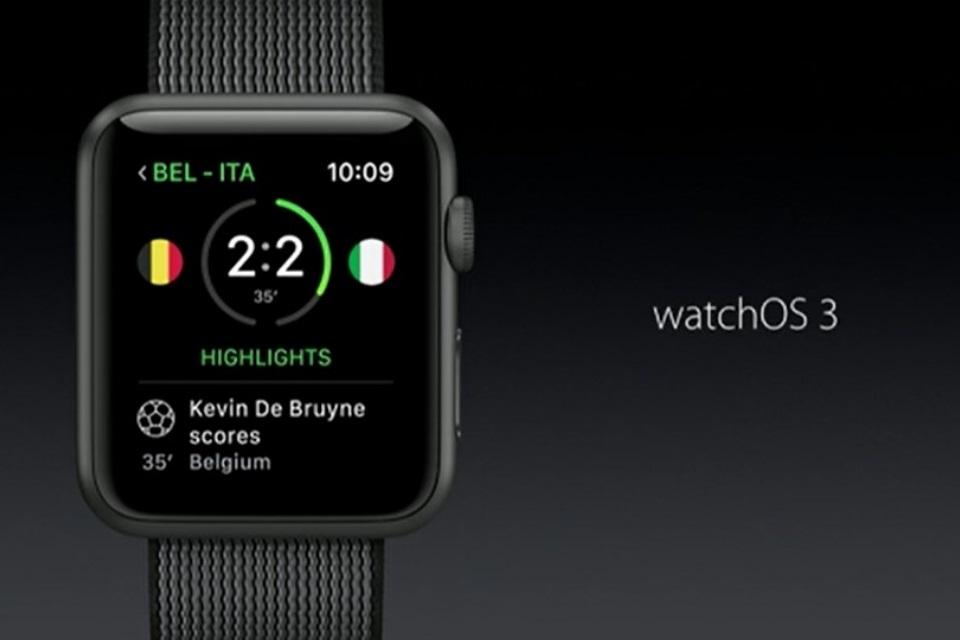 Imagem de Apple anuncia WatchOS 3, a nova versão do SO do relógio Apple Watch no tecmundo