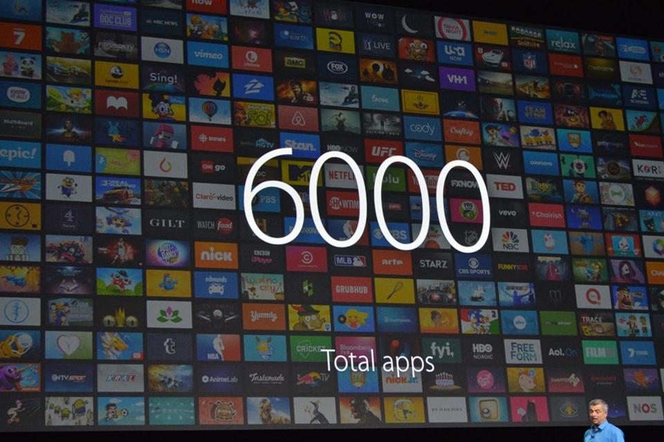 """Imagem de Atualização para Apple TV vai permitir fazer """"login em tudo"""" de uma só vez no tecmundo"""