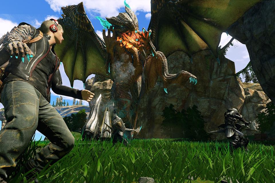Imagem de Domando o seu dragão: veja gameplay de Scalebound da E3 2016 [vídeo] no tecmundo