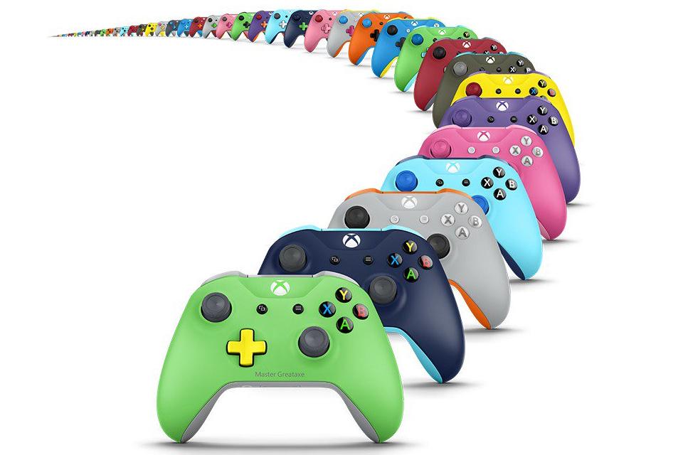 Imagem de Design Lab: você agora pode personalizar o visual de seu controle do Xbox no tecmundo