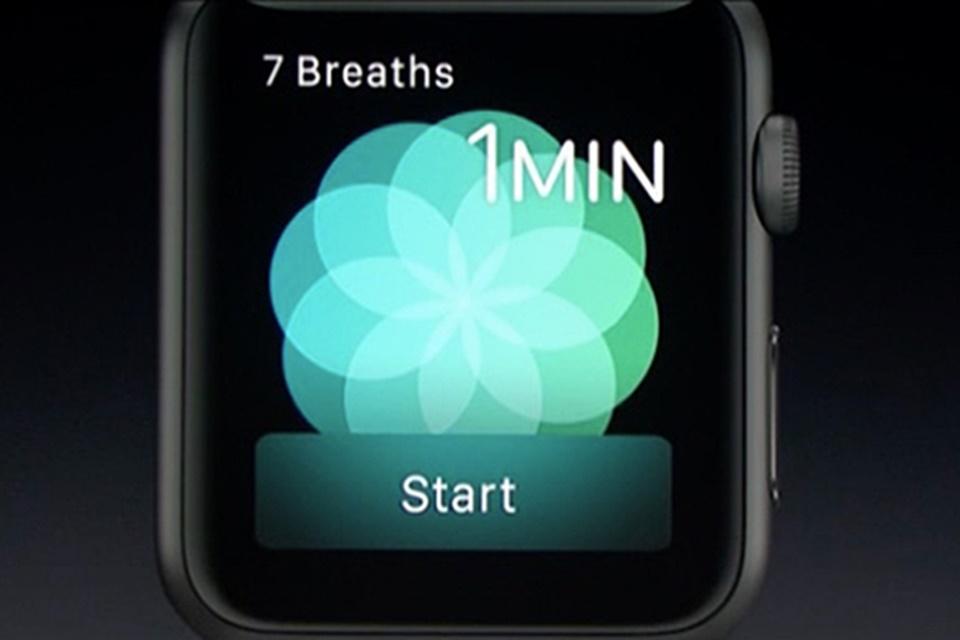 """Imagem de Apple Watch: respire fundo com o novo app """"Breathe"""" no tecmundo"""