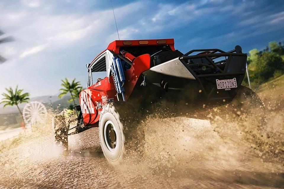 Imagem de Dossiê Forza Horizon 3: confira tudo sobre a nova edição do game de corrida no tecmundo