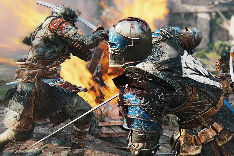 Imagem de For Honor é a prova de que a Ubisoft sabe fazer games à la Dynasty Warriors no tecmundo