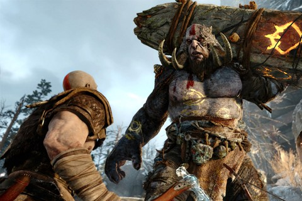 Imagem de O novo God of War mostra uma jornada por redenção no tecmundo