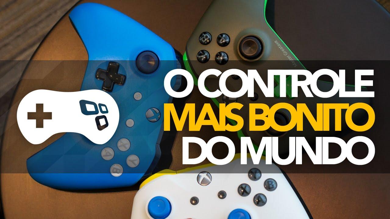 Imagem de O controle mais bonito do mundo? Conheça as maravilhas do Xbox Design Lab no tecmundo