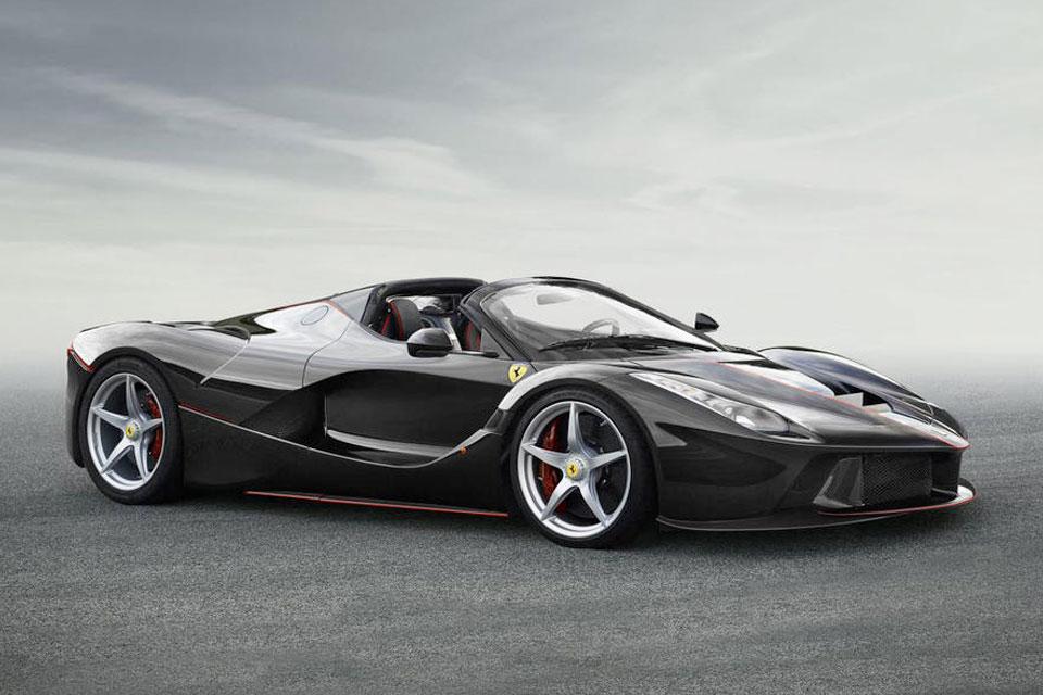 Imagem de O que era bom, agora é conversível: Ferrari mostra a LaFerrari Spider no tecmundo