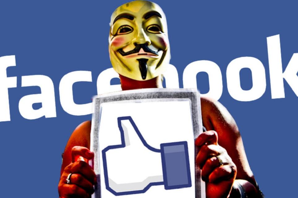 Imagem de A maior página do Anonymous no Facebook é falsa, diz principal célula BR no tecmundo
