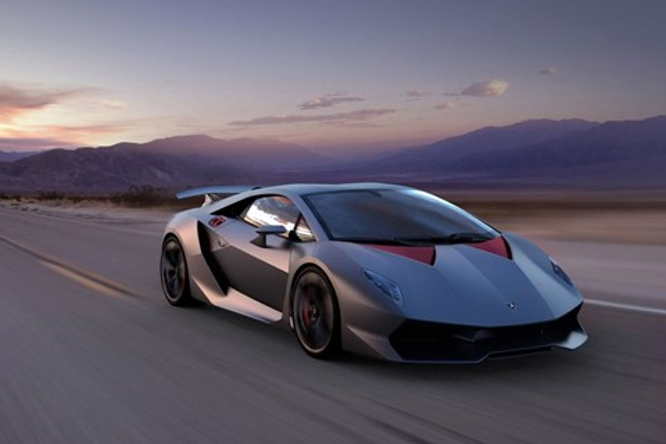 Imagem de Até a alma: Lamborghini quer produzir bielas em fibra de carbono no tecmundo